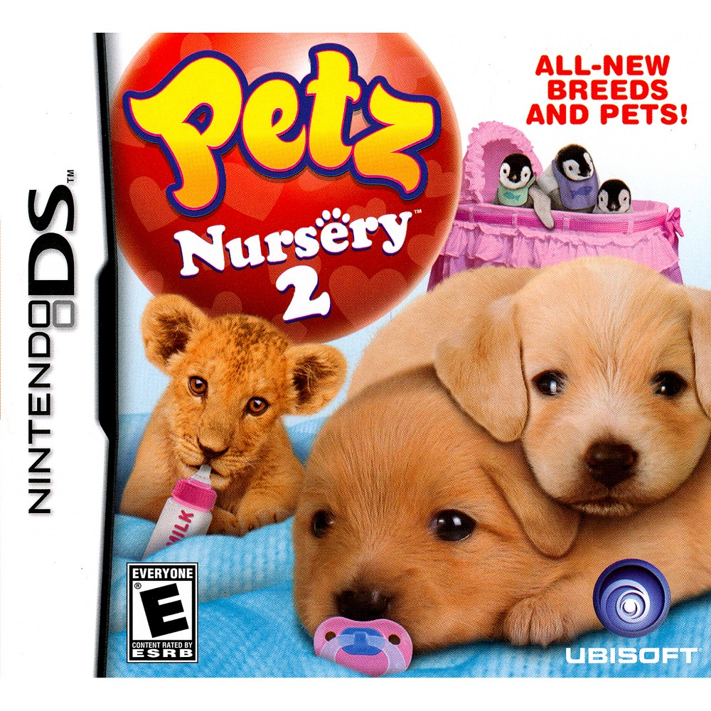 Petz: Nursery 2 Pre-Owned Nintendo DS