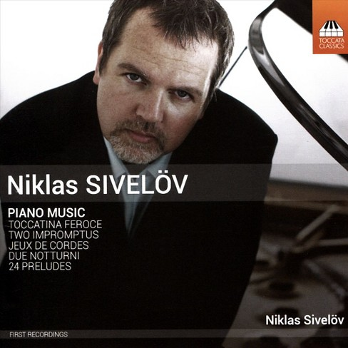 Niklas sivelov - Sivelov:Piano music (CD) - image 1 of 1