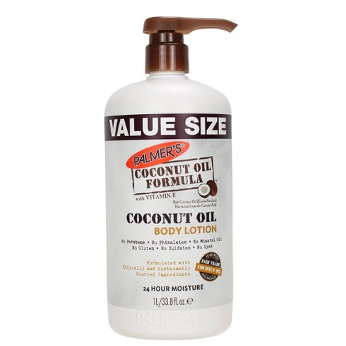 Palmers Coconut Oil Body Lotion - 33.8 fl oz - image 1 of 3