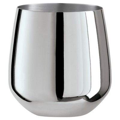 OGGI 17oz Stainless Steel Wine Glass - Set of 2