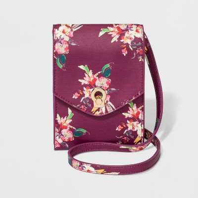 Wallet On A String Crossbody Bag - A New Day™