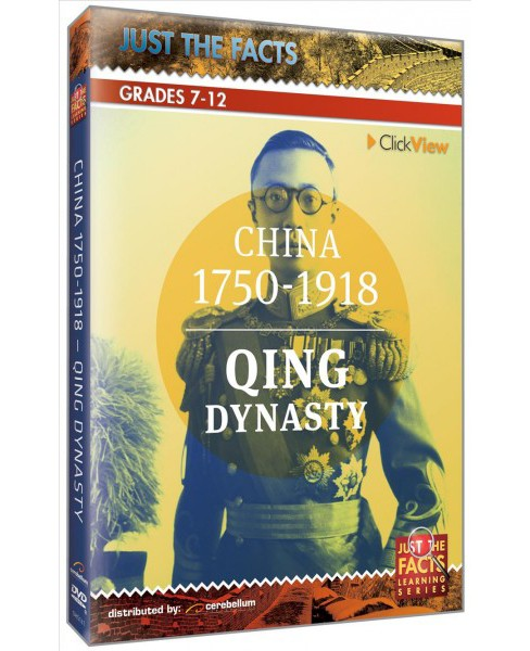 Just the facts:Qing dynasty (DVD) - image 1 of 1