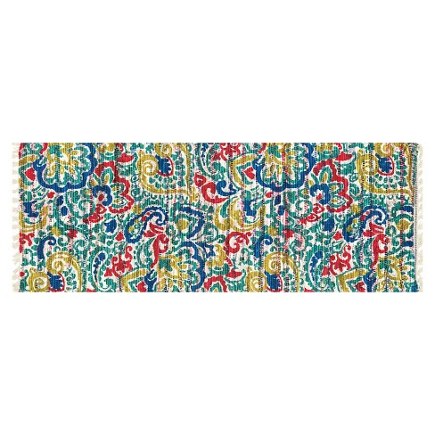 "Loloi Aria Accent Rug - Blue (1'9""X5') - image 1 of 1"