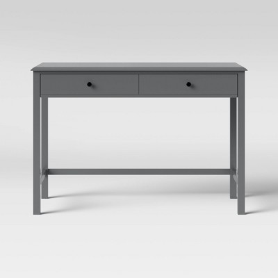 Windham Wood Writing Desk with Drawers - Threshold™