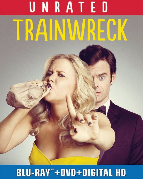 Trainwreck (Includes Digital Copy) (Blu-ray/DVD) - image 1 of 1