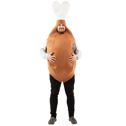 Orion Costumes Chicken Drumstick Adult Unisex Costume | One Size - image 1 of 1