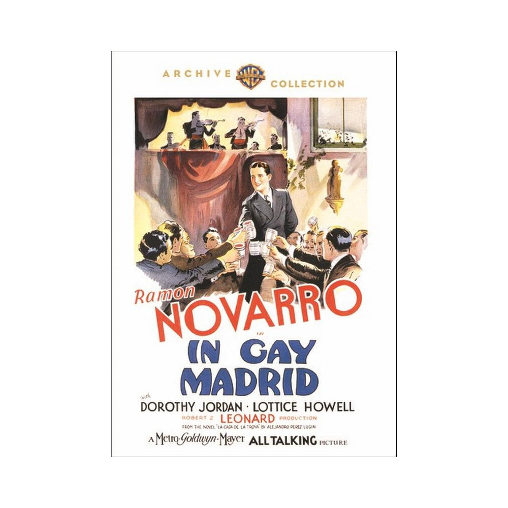 In Gay Madrid (Dvd), Movies