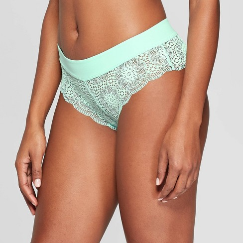 Women's Lace Cheeky with Micro Waistband - Auden™ - image 1 of 2