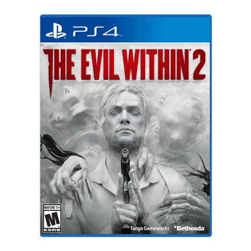 Afbeeldingsresultaat voor the evil within 2 ps4 cover