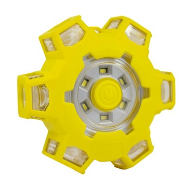 Michelin High Visibility LED Road Flare Yellow