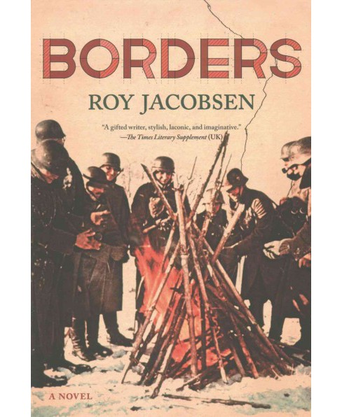 Borders (Paperback) (Roy Jacobsen) - image 1 of 1