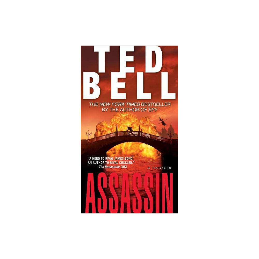 Assassin By Ted Bell Paperback