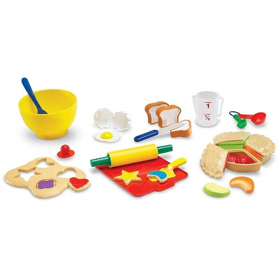 Learning Resources Play Bakery Set, 31 Pieces, Ages 3+