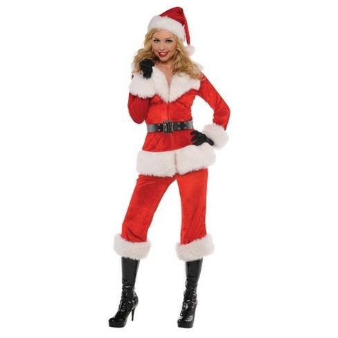 Santa Baby Women's Costume - Amscan  - image 1 of 1