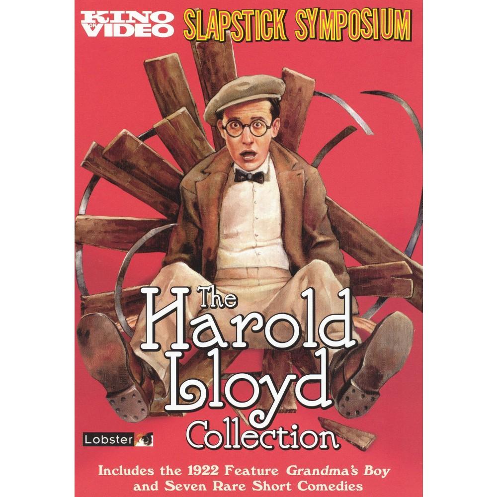 Harold Lloyd Collection (Dvd)
