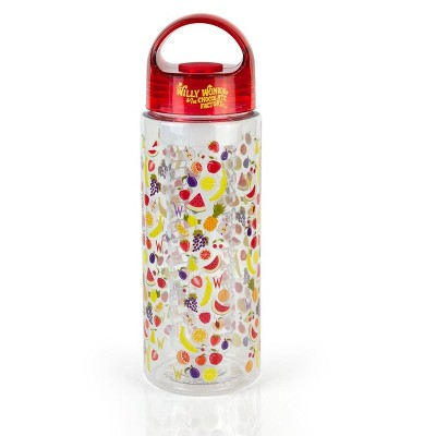 Crowded Coop, LLC Willy Wonka Fruit Infuser Water Bottle - 16-Ounce