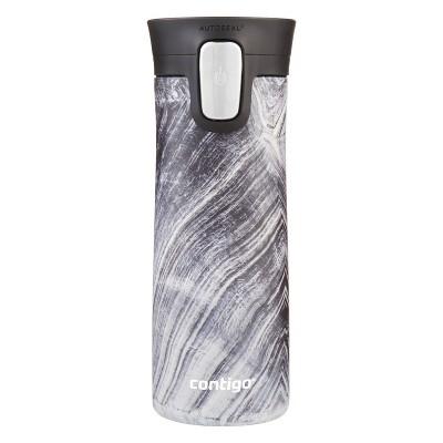 Contigo Couture 14oz Stainless Steel Autoseal Vacuum-Insulated Coffee Travel Mug Black Shell
