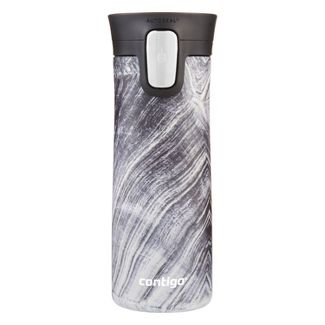 Contigo Couture 14oz Stainless Steel Autoseal Vacuum-Insulated Coffee Travel Mug Black Shell