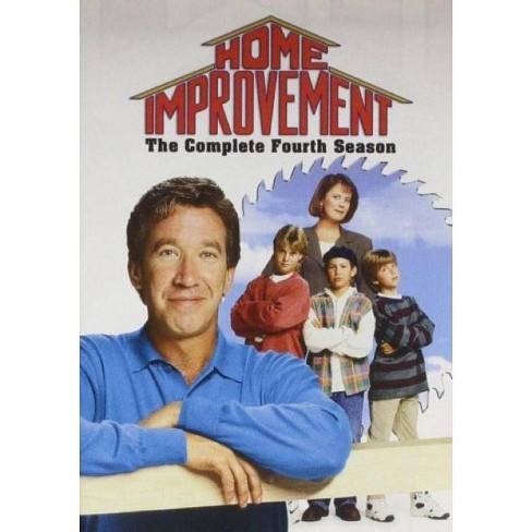 Home Improvement: The Complete Fourth Season (DVD) - image 1 of 1