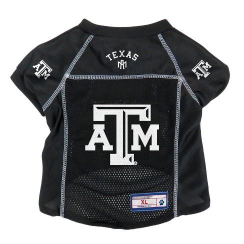info for d3873 808e8 NCAA Little Earth Pet Football Jersey - Texas A&M