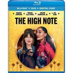 The High Note (Blu-ray + DVD + Digital)