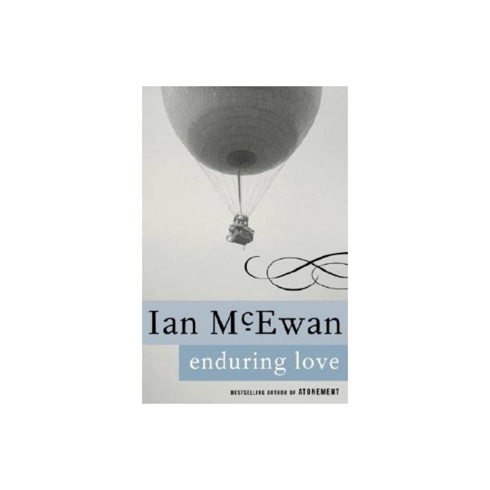 Enduring Love By Ian Mcewan Paperback