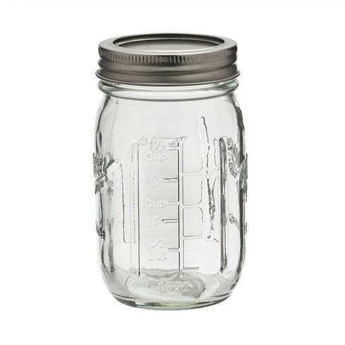 Mason Craft & More 16oz Set of 8 Canning Jars - image 1 of 4