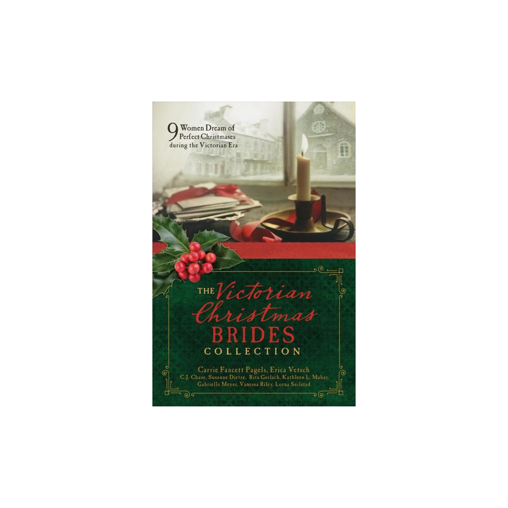 Victorian Christmas Brides Collection : 9 Women Dream of Perfect Christmases During the Victorian Era