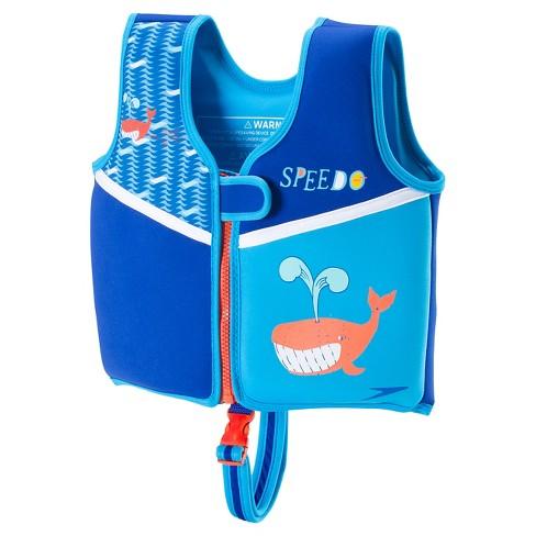 Speedo Kids  Swim Vest - Blue   Target 56d5a2797