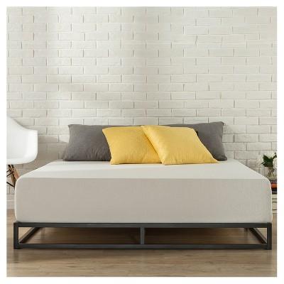 6  King Joseph Steel Platform Bed Frame - Zinus