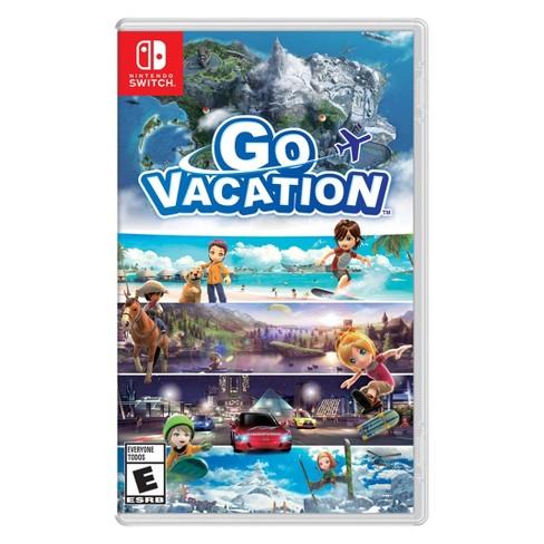 Go Vacation - Nintendo Switch - image 1 of 4