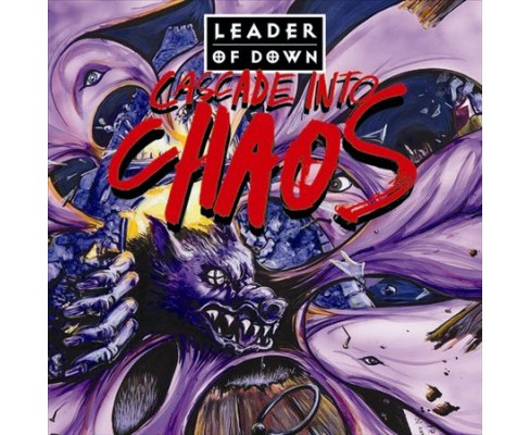 Leader Of Down - Cascade Into Chaos (Vinyl) - image 1 of 1