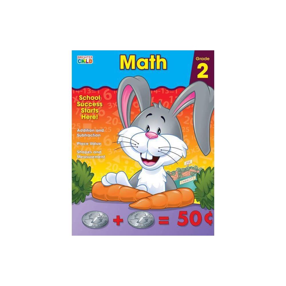 Math Workbook Grade 2 Paperback