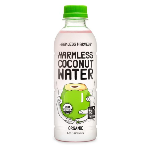 Harmless HarvestR Coconut Water 8 Oz Target