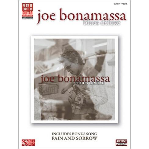 Hal Leonard Joe Bonamassa: Blues Deluxe Guitar Tab (Book) - image 1 of 1