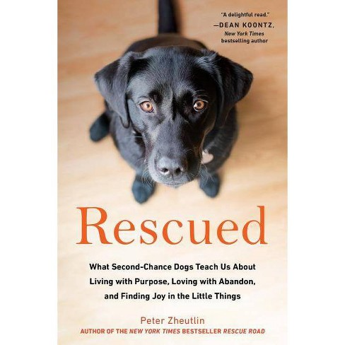 Rescued : What Second-Chance Dogs Teach Us About Living With Purpose, Loving With Abandon, and Finding - image 1 of 1