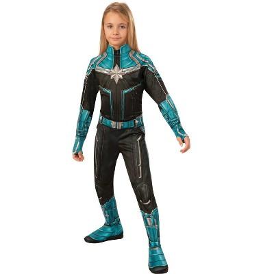 Marvel Classic Captain Marvel Kree Suit Child Costume