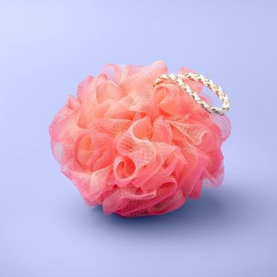 Mesh Sponge - More Than Magic™ Melon/Coral