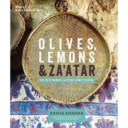 Olives, Lemons and Za'atar - by  Rawia Bishara (Hardcover) - image 1 of 1