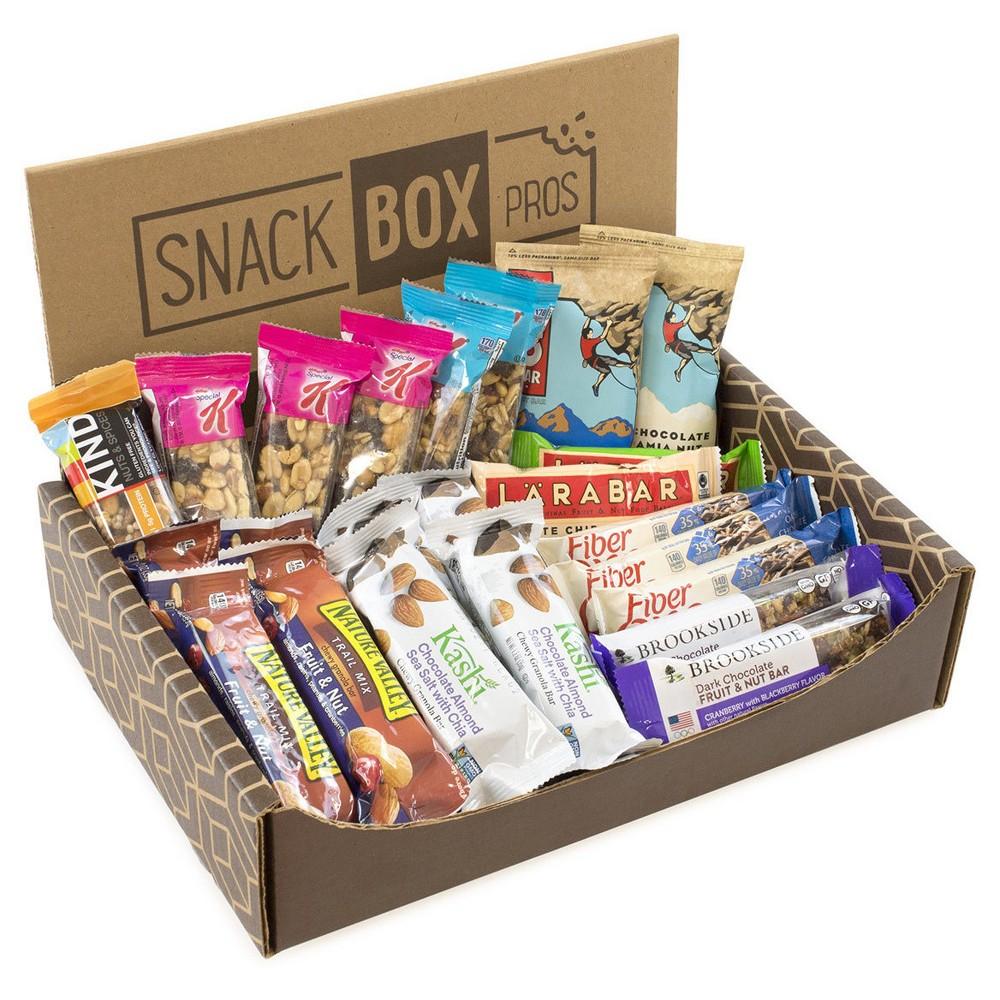 Healthy Snack Bar Box