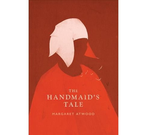 Handmaid's Tale -  by Margaret Eleanor Atwood (Hardcover) - image 1 of 1