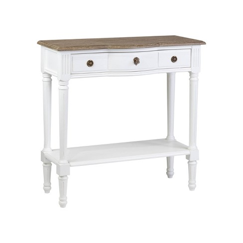 Gracelynn Console Table White - East At Main - image 1 of 4