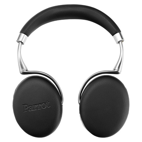 Parrot Zik 3 Bluetooth Wireless Noise-Canceling Headphones Black Leather - image 1 of 5
