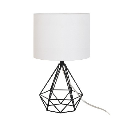 Geo Wire Lamp Black (Includes Energy Efficient Light Bulb)- Project 62™
