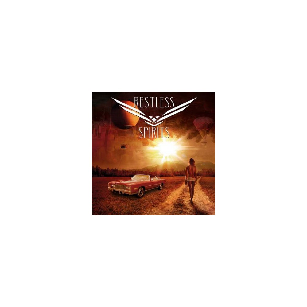 Restless Spirits - Restless Spirits (CD) Restless Spirits - Restless Spirits (CD)