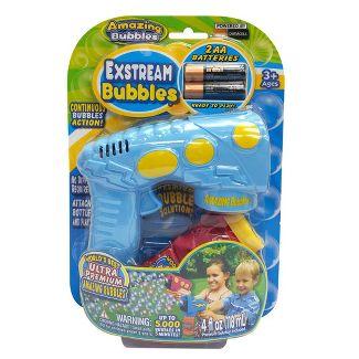 Amazing Bubbles Mini Exstream Bubble Gun - 4pc