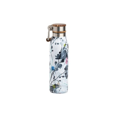 Manna 18oz Stainless Steel Ascend Floral Hydration Bottle
