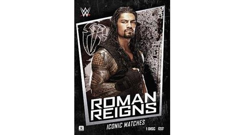 Wwe:Iconic Matches Roman Reigns (DVD) - image 1 of 1