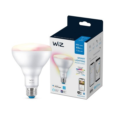 WiZ BR30 Color and Tunable LED Bulb White