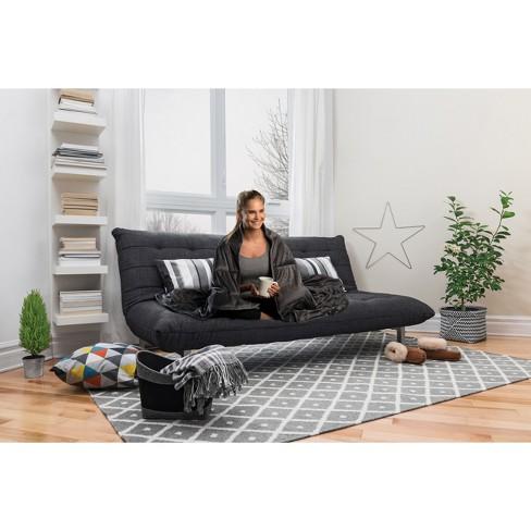 15lb Weighted Blanket Gray Calming Comfort Target
